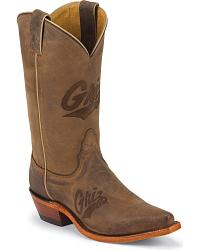 Nocona University of Montana College Boots at Sheplers