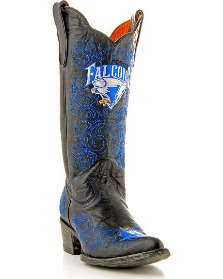 Gameday United States Air Force Academy Cowgirl Boots - Pointed Toe