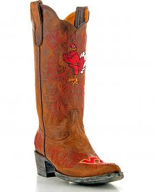 Virginia Tech Gameday Cowgirl Boots - Pointed Toe