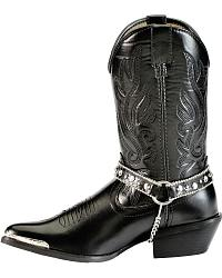 Smoky Mountain Charlotte Harness Cowgirl Boots at Sheplers