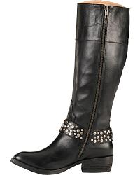 Spirit by Lucchese Alexis Harness Riding Boots - Square Toe at Sheplers