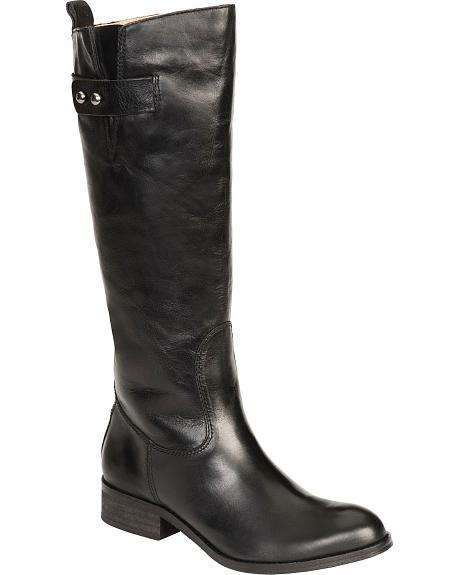 Spirit by Lucchese Bailey Tall Riding Boots - Round Toe