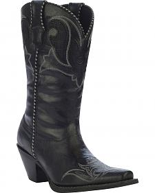 Durango Women's Crush Peek-A-Boot Western Boots - Snip Toe