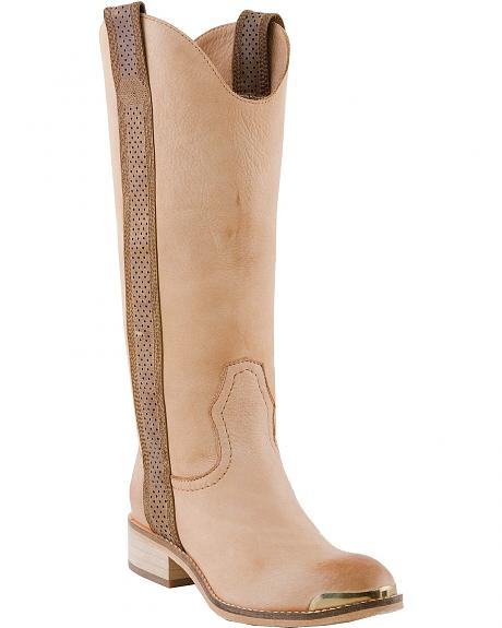 Spirit by Lucchese Madison Tall Riding Boots - Round Toe