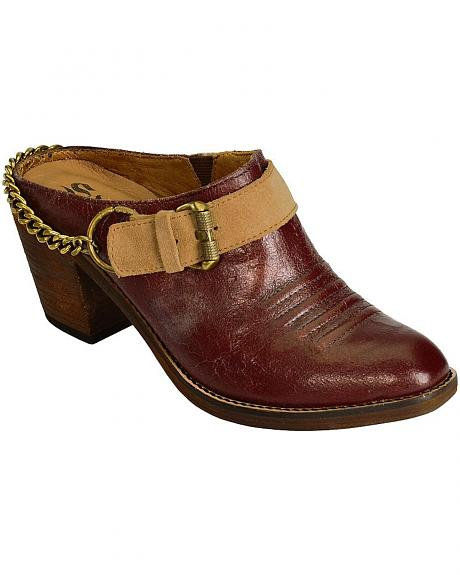 Spirit by Lucchese Kendra Harness Mules