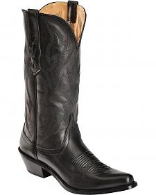 Nocona Deertan Cowgirl Boots - Snip Toe