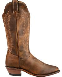 Boulet Fancy Stitched Cowgirl Boots - Medium Toe at Sheplers