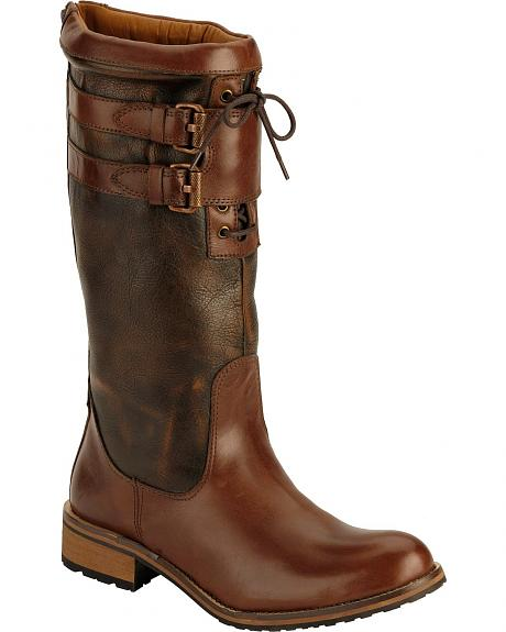 Spirit by Lucchese Bosley Riding Boots - Round Toe