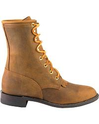 Justin Lacer Cowgirl Boots - Round Toe at Sheplers
