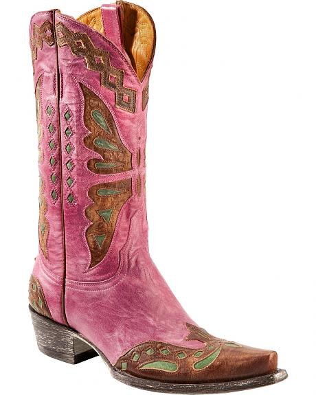 Old Gringo Monarca Cowgirl Boots - Snip Toe