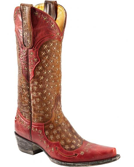 Old Gringo Tabetha Cowgirl Boots - Snip Toe
