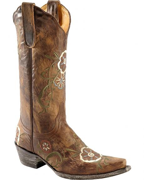 Old Gringo Tyler Cowgirl Boots - Snip Toe