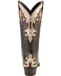 Lucchese 1883 Calfskin Diabla Cowgirl Boots - Snip Toe at Sheplers