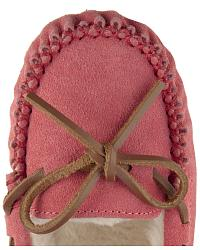 Minnetonka Cally Lined Slipper Moccasins at Sheplers