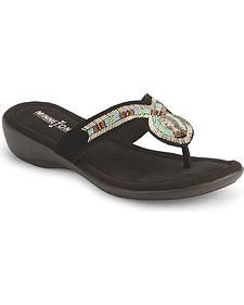 Minnetonka Bisbee Thong Sandal