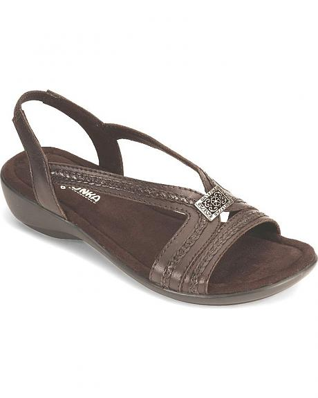 Minnetonka Glendale Sandals