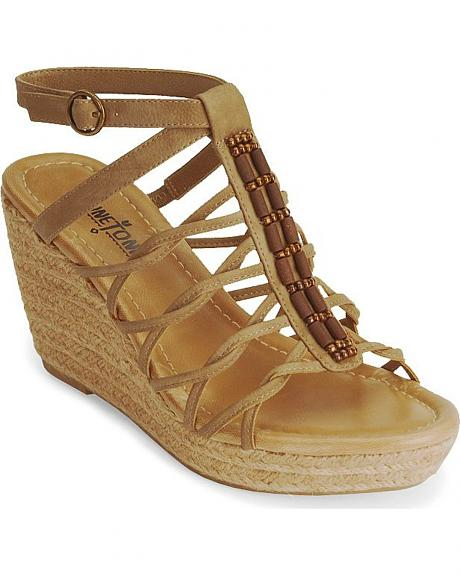 Minnetonka Hilary Sandals