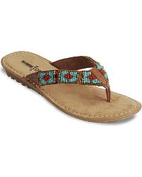 Minnetonka Marin Sandals at Sheplers