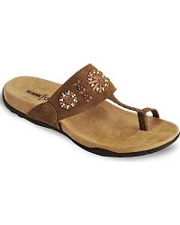 Minnetonka Sunset Sandals at Sheplers