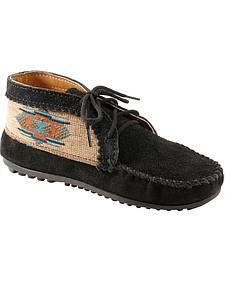 Women's Minnetonka El Paso Ankle Moccasin Boots