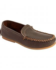 Men's Minnetonka Venetian Slip On Moccasins