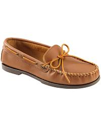Men's Minnetonka Camp Moccasins at Sheplers