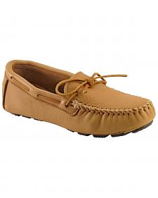 Men's Minnetonka Moosehide Driving Moccasins - XL