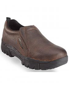 Roper Women's Performance Sport Slip-On Casual Shoes - Round Toe