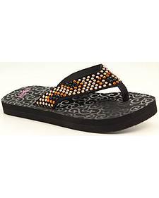 Blazin Roxx Zandra Flip Flops