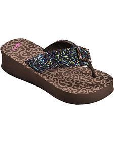 Blazin Roxx Hannah Flip Flops