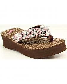 Blazin Roxx Tanya Flip Flops