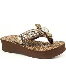 Blazin Roxx Tina Flip Flops
