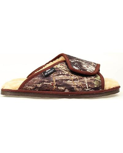 Double Barrel Boys Camouflage Slide Slipper Western & Country 57810222