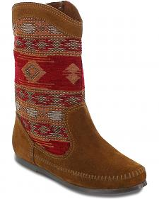 Minnetonka Women's Baja Boot Moccasins
