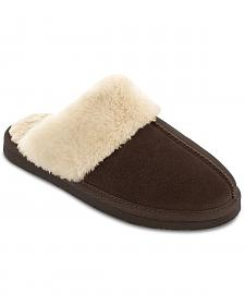 Minnetonka Women's Chesney Scuff-Free Slippers