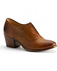 Frye Women's Courtney Slip-on Shoes - Round Toe