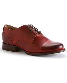 Frye Women's Erin Oxford Shoes - Round Toe