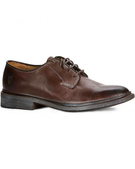 Frye Women's James Oxford Shoes - Round Toe