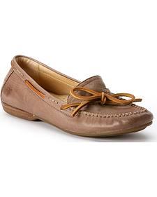 Frye Women's Janet Tie Shoes - Round Toe