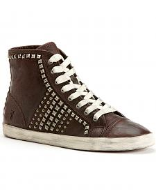 Frye Women's Kira Biker High Tops