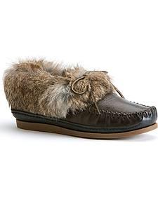 Frye Women's Mason Cuff Slippers - Round Toe