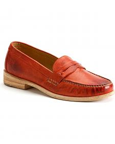 Frye Women's Otis Penny Loafers - Round Toe