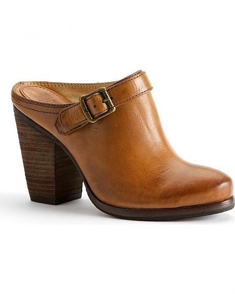 Frye Women's Patty Clogs - Round Toe