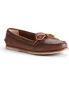 Frye Women's Quincy Tie Shoes - Round Toe