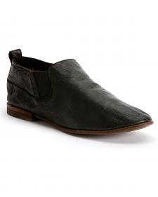 Frye Women's Stacey Double Gore Slip-on Shoes - Round Toe