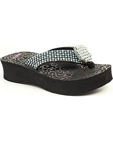 Blazin Roxx Maggie Flip Flops
