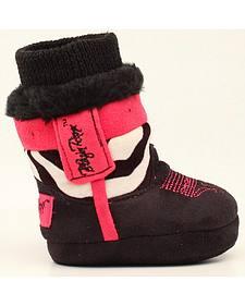 Blazin Roxx Infant Girls' Embroidered Slippers