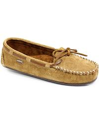 Moccasins and Slippers