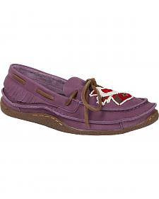 Durango City Women's Santa Fe Low Moccasins