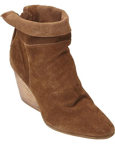Matisse East Wedge Booties Western & Country EASTRED